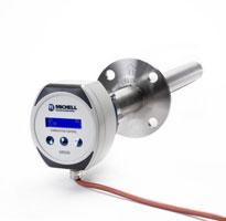 Neuer Sauerstoff Analysator für eine effizientere Verbrennung in Heizkesseln