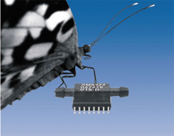 Ultimative Miniaturisierung: SOIC-Drucksensoren
