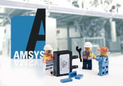 Miniaturisierte Drucktransmitter im robusten Kunststoffgehäuse AMS 4710