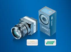 Mehr Performance und Produktivität: 3D-Kameras für leistungsstarke Lasertriangulation und doppelt so schnelle VeriSens Vision Sensoren