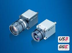 Bis 20 Megapixel in 29 x 29 mm für kostenorientierte Applikationen: zehn neue Modelle der CX- und EX-Serie mit Rolling Shutter Sensoren