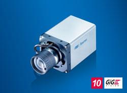 10 GigE Kameras der LX-Serie mit Liquid Lens Unterstützung und neuen Funktionen