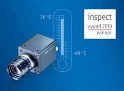 Baumer gewinnt mit den CX.I-Kameras den inspect award 2019