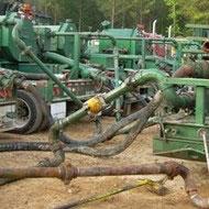 Dichtemessung für Hydraulic Fracturing und Cementing