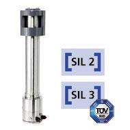 SENSseries Detektoren erhalten Zulassung für SIL2 und SIL 3 Anwendungen