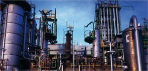 Messlösungen für Öl & Gas Downstream