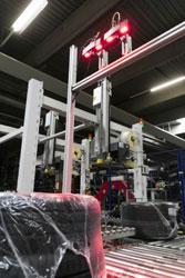 Mit Cognex Sensoren Reifen und Felgen schneller ausliefern