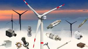 disynet: besonders robuste und zuverlässige Sensoren für Windkraftanlagen vom Spezialisten!