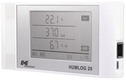 Datenlogger für Feuchte, Temperatur, CO2 und Luftdruck
