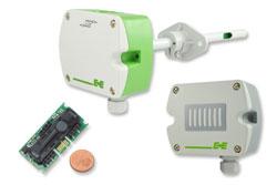 E+E Elektronik mit vielen Produktneuheiten auf der Sensor+Test 2014