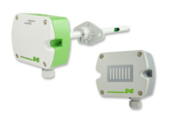 CO2-Messumformer mit unempfindlichem Infrarot-Messprinzip