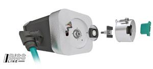 Mehr BiSS Line für magnetische Motorfeedback-Kits von POSITAL