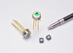 Der neue mittelwellige IR-Detektor von Hamamatsu