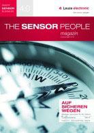 Leuze electronic präsentiert Ausgabe 2019 seines sensor people magazins