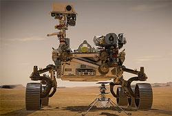 Schweizer Präzisionsmotoren bewegen die wertvollen Mars-Bodenproben