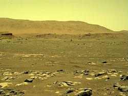Der Mars-Helikopter schreibt Geschichte – mit maxon Präzisionsmotoren