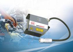 Laser-Triangulationssensor setzt neuen Leistungslevel bei industriellen Weg- und Abstandsmessungen