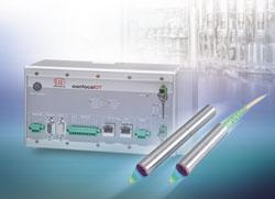 Konfokaler Kompaktsensor mit hoher Präzision für OEM-Applikationen