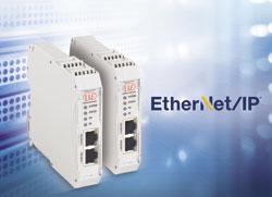 Schnittstellenmodul vereinfacht Industrial Ethernet Anbindung