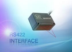 Kompakter Laser-Sensor für industriellen Serieneinsatz