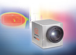 Miniaturisierte Wärmebildkamera für industrielle Prozesse