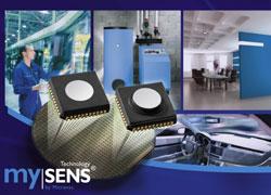 mySENS® – Micronas gelingt entscheidender Durchbruch in der Gas-Sensorik bei Einsatz von Standard-CMOS
