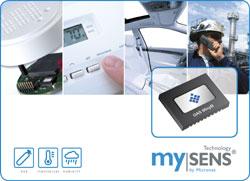 Micronas präsentiert den GAS 86xyB – die kleinste und effizienteste multiparametrische Sensor-Plattform zur Gasdetektion