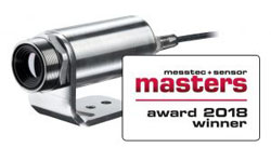 Xi 80 mit messtec + sensor masters award ausgezeichnet