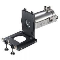 IR-Kamera mit robustem Zubehör für die Glasindustrie