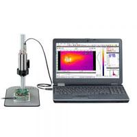 Preisgünstige Infrarotkamera mit Mikroskopoptik
