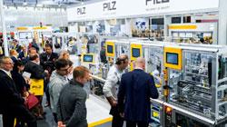 """Pilz auf der Hannover Messe 2019, Halle 9, Stand D17 - Automation im """"Spirit of Safety"""""""