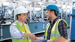 Maschinensicherheit: Pilz erweitert internationales Serviceangebot - Gute Reise! USA-Konformität für Maschinen