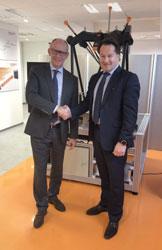 Neuer Geschäftsführer bei der Renishaw GmbH und Renishaw Austria GmbH