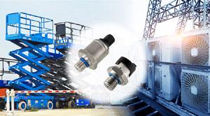 Sensata Technologies stellt hochpräzise hermetische Drucksensoren für industrielle Anwendungen vor