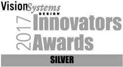 SensoPart erhält hervorragende Bewertung im Innovators Awards Programm 2017 der Fachzeitschrift Vision Systems Design
