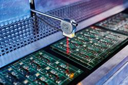 Der kleinste optische Abstandssensor der Welt
