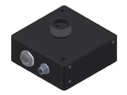 Farbmesssensor Typ SPECTRO-3-FIO-ANA-LEDCON