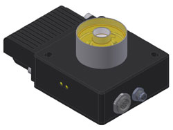 Fluoreszenz-Kontrastsensor Typ SPECTRO-1-30-BL/OR