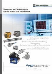 Sensoren und Instrumente für die Mess- und Prüftechnik