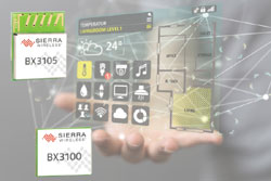 Unitronic verstärkt Sensor2Cloud-Portfolio um die AirPrime BX310x WiFi- und Bluetooth-Module von Sierra Wireless