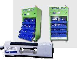 Single Point Wägezellen von Zemic für Personal Storage Machine